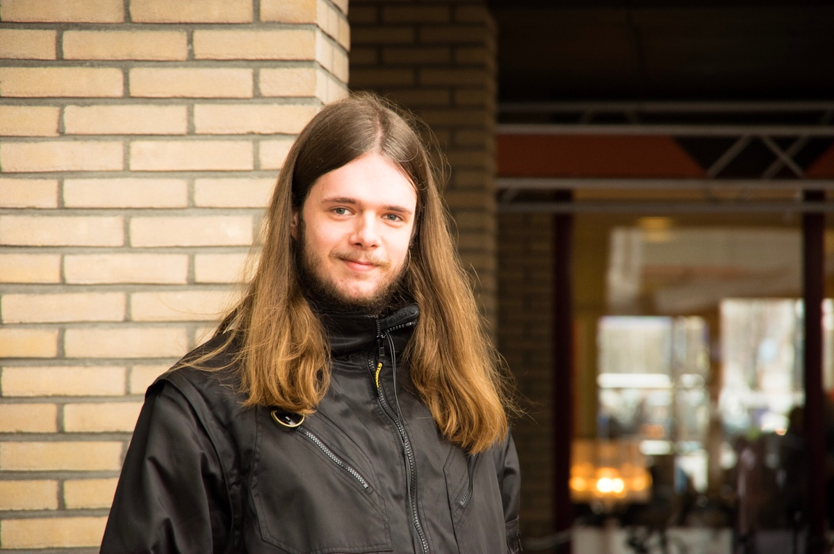 Brandsma Geert portret van drachten door Jeffrey Wakanno